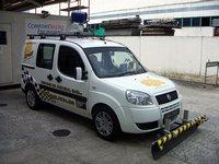 Автомобиль для поиска утечек метана